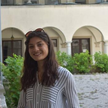 Babysitter Lucca: Jyoti