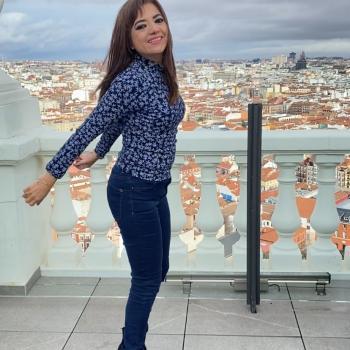 Canguro Madrid: Ivonne