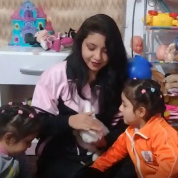Niñera en Cajamarca: Nicoll Katherine