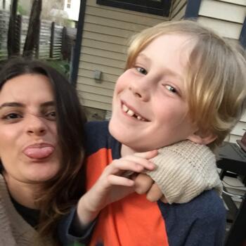 Babysitter New Plymouth: Ghizlane