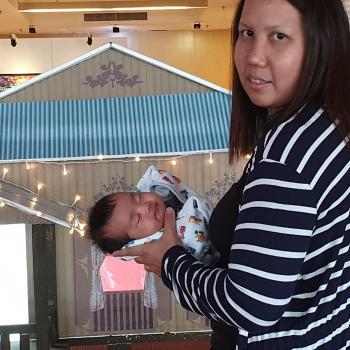 Babysitter Singapore: Siti Aisah