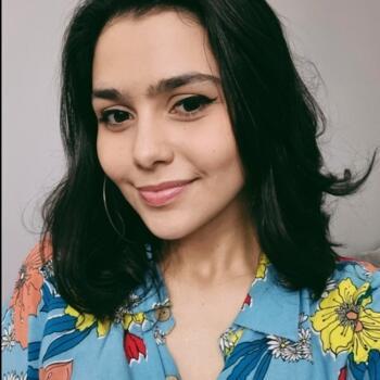 Babá em Maringá: Victória Alicia