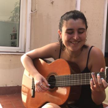 Canguro en Barcelona: Marina