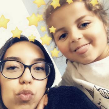 Baby-sitter Roquefort-les-Pins: Yasmine