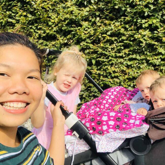 Barnvakt i Limhamn: Diana Simonsen