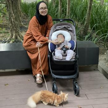 Babysitting job in Kuala Lumpur: babysitting job Amirah