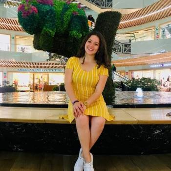 Babysitter Mexico City: María José