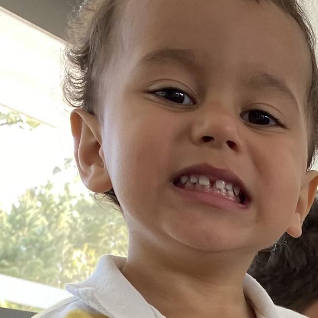 Trabalho de babysitting em Lisboa: Sergio
