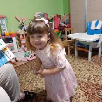 Babysitting job Warsaw: babysitting job Lucyna