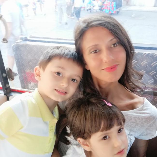 Lavoro per babysitter a Rivoli: Elisa