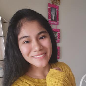 Babysitter in José Leonardo Ortiz: Kelita