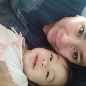 Trabajo de niñera en Ciudad de México: trabajo de niñera Alejandra