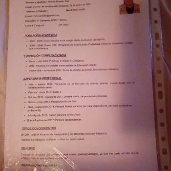 Agencia de cuidado de niños Zaragoza: Patricia