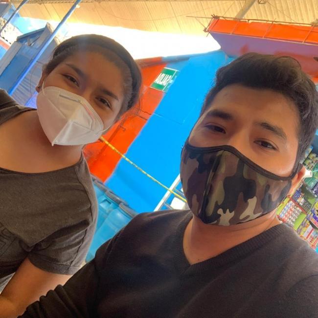 Trabajo de niñera en Chiclayo: Ashley
