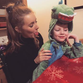 Babysitter Nelson: Ellie
