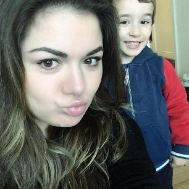 Babysitting job in London: Inga