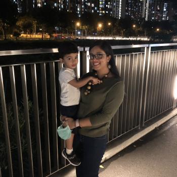 Babysitting job Singapore: babysitting job Anina