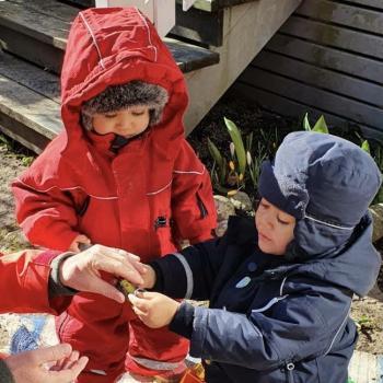 Childminder job in Uppsala: babysitting job Per och Chipo