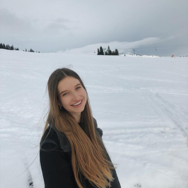 Baby-sitter in Winkel: Noelle