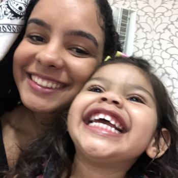 Babá Aracaju: Rebeca