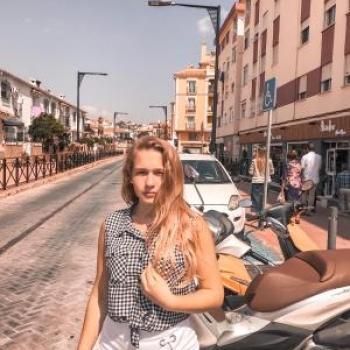 Canguro Málaga: Ana