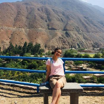 Babysitter in Lima Lima: Geraldine