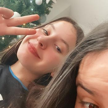Baby-sitter in Charleroi: Joana
