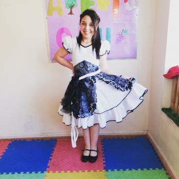 Niñera Santiago de Chile: Valeria