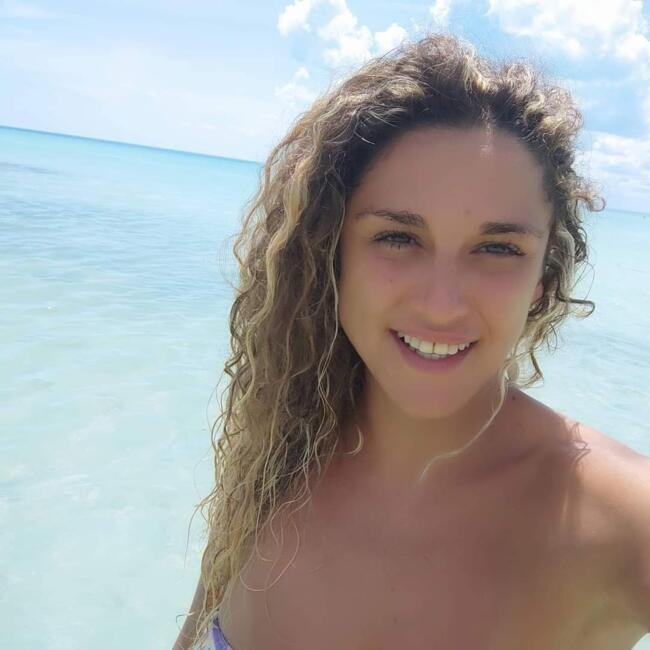 Niñera en Playa del Carmen: Romina