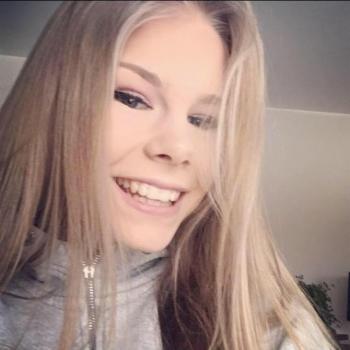 Barnvakt Hässleholm: Maja