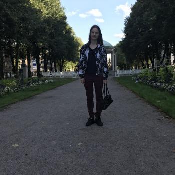 Babysitter Uppsala: Helena
