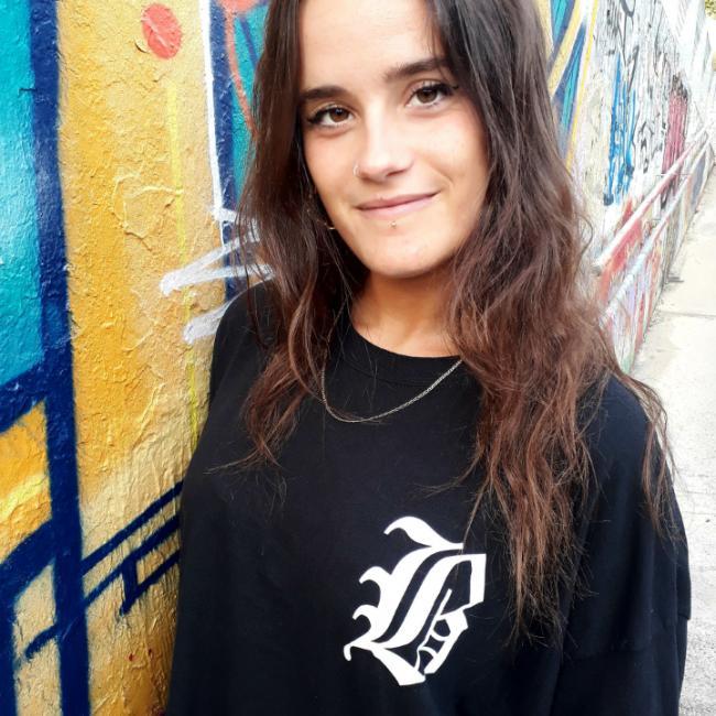 Niñera en Pamplona: Naia