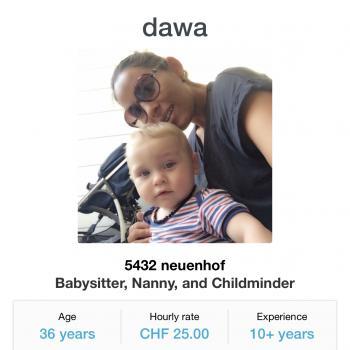 Babysitter Neuenhof: Dawa