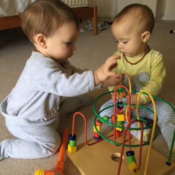 Babysitting job in East Molesey: Camille