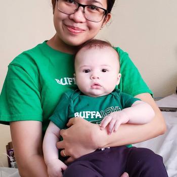 Baby-sitter in Niagara Falls: Christine