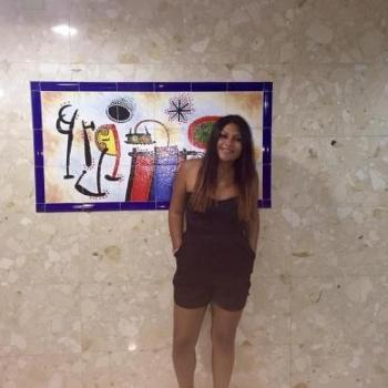 Babysitter Barcelona: Vania