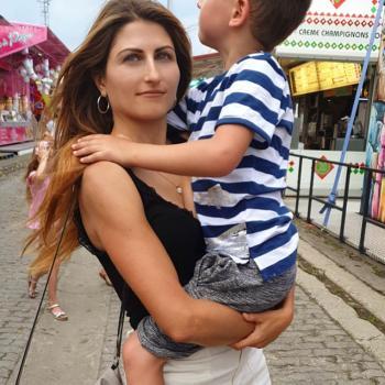 Babysitter Essen: Sandra