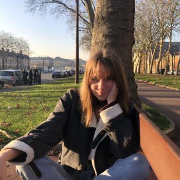 Baby-sitter in Versailles: Zoé