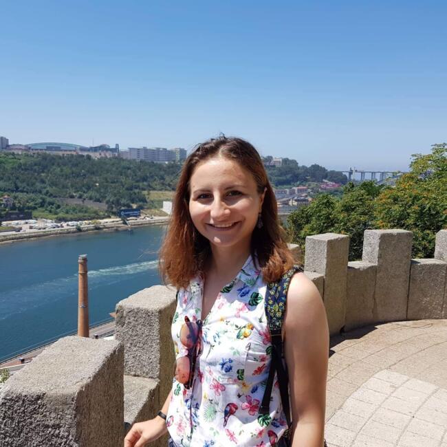 Babysitter em Vila Nova de Gaia: Solomiia