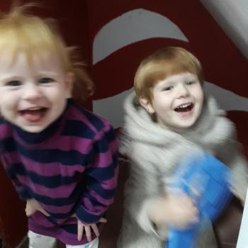 Trabalho de babysitting Mafra: Trabalho de babysitting Adrienne