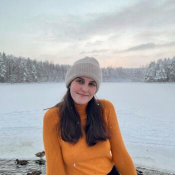 Barnvakt i Tammerfors: Maria