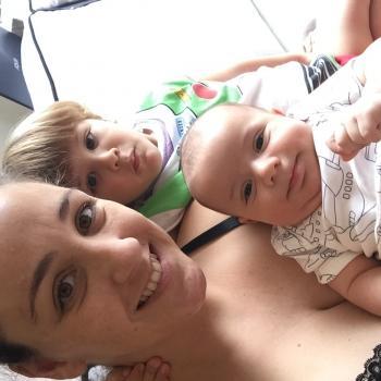 Emprego de babá em Porto Alegre: emprego de babá Mariana