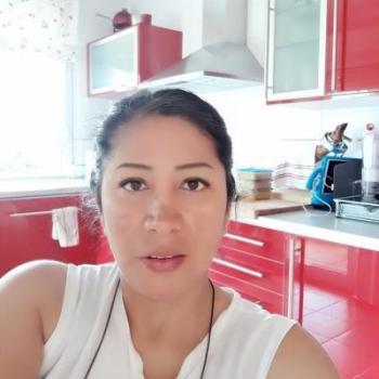 Canguro Madrid: Jacqueline alejandrina