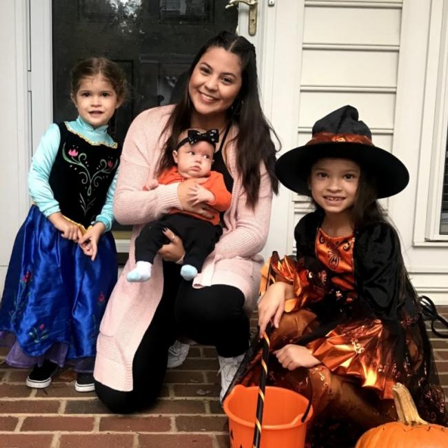 Babysitter in Lorton (Virginia): Dayana