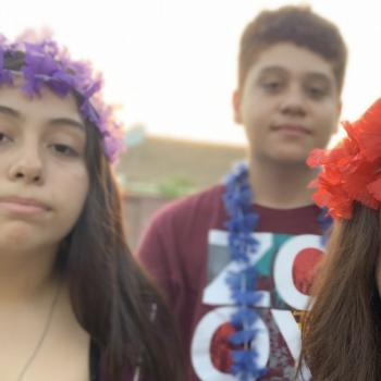 Babysitter in Los Angeles: Mariana/Oswaldo
