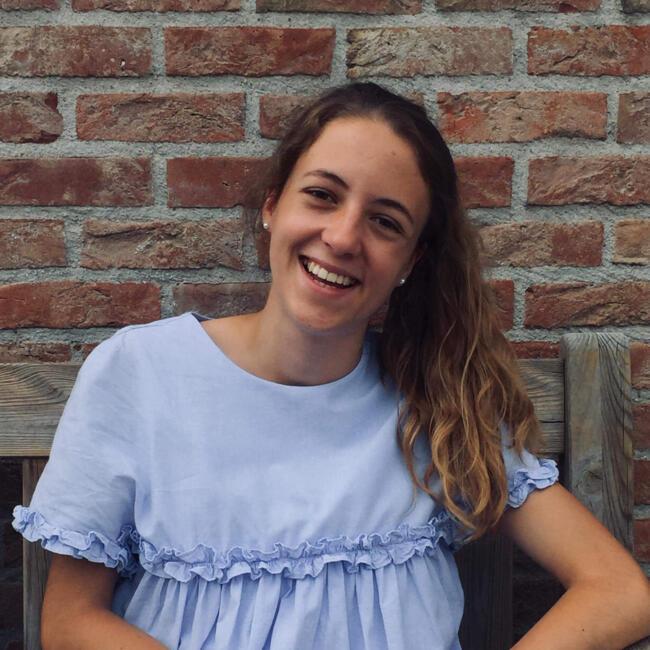 Babysitter in Mechelen: Fien