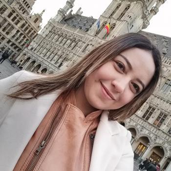 Babysitter in Ranst: Gabriela Aguilar