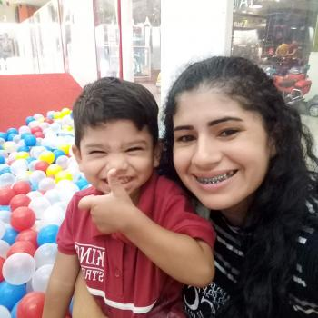 Babysitter São Luís: Daniela