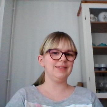 Barnvakt Sundsvall: Liza