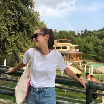 Babysitter Firenze: Charlotte